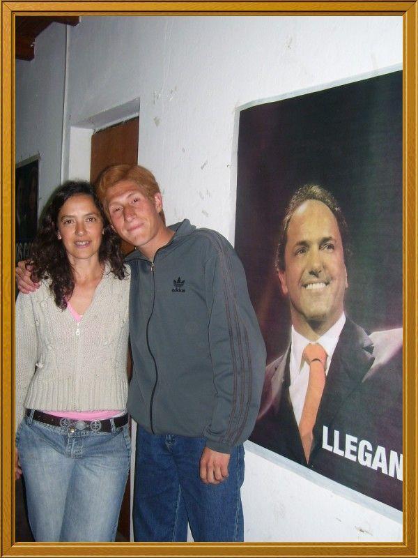 Fotolog de sebastian C.Sanchez: Yo Con Flavia